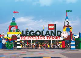 Legoland Günzburg ein Katzensprung weg von Ferienwohnung Trunkelsberg